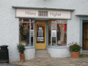 Hilary Highet